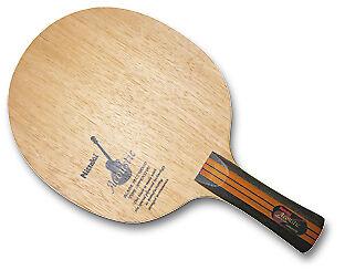 Nittaku Acoustic    Tischtennis-Holz Tischtennisholz a694c5