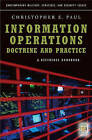 Information Operations - Doctrine and Practice: A Reference Handbook by Christopher Paul (Hardback, 2008)