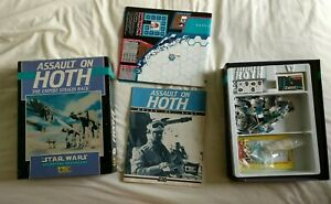 Assault On Hoth The Empire Strikes Back, Star Wars retro ...