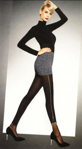 "Fashionable Patterned Tights Tess /""SENSO /"" 60 Denier"
