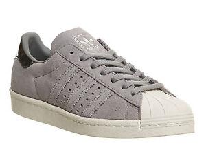 adidas superstar 80s gris