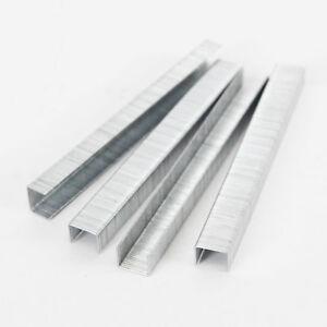 meite 21GA 1/2-Inch Crown 3/8-Inch leg Galvanized staples upholstery staples