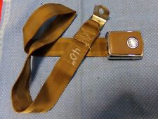 74 Inch Red 1968-77 Ford Bronco Lap Seat Belt