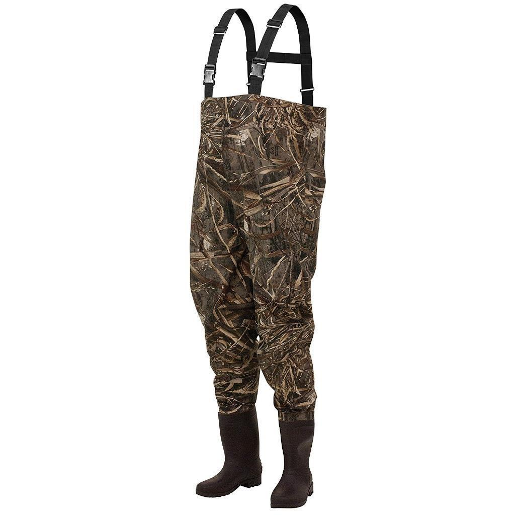 Frogg Toggs Rana II Cleated Chest Waders Realtree Max5 Camo