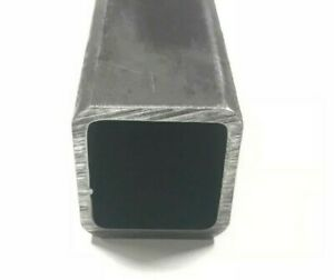 """1 1//2/"""" x 2 1//2/"""" x .120/"""" Carbon Steel Rect Tube A500 x 24/"""""""