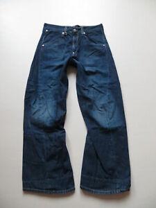 Levi-039-s-049-Engineered-Jeans-Hose-W-30-L-32-twistet-Denim-mit-KULT-Waschung