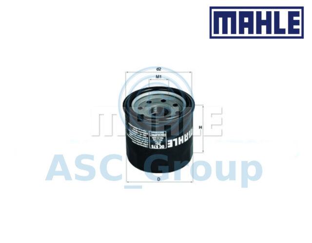 ORIGINAL MAHLE remplacement VIS-À MOTEUR Filtre à huile OC 575 oc575