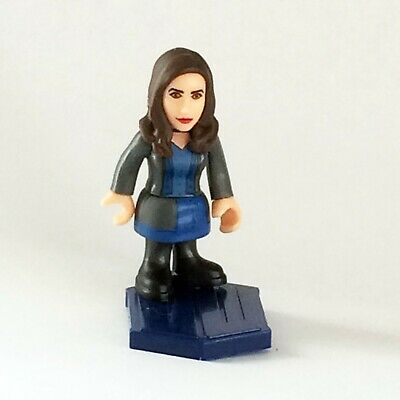 CLARA OSWALD from DOCTOR WHO CHARACTER BUILDING MICRO FIGURE SERIES 4
