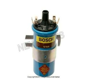 porsche 356 ignition coil 12 volt bosch brand new ebay 67 porsche 911 targa wire diagram image is loading porsche 356 ignition coil 12 volt bosch brand