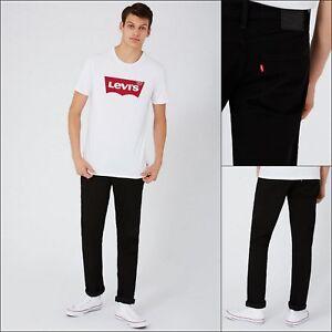LEVI-039-S-511-Black-Slim-Fit-Jeans-W28-36-L30-34-85-RRP-BNWT-2019-Edition
