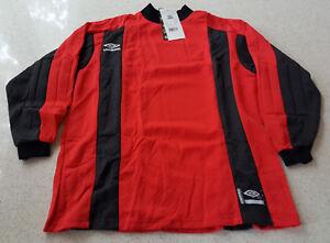 Image is loading Umbro-Soccer-Goalie-Goalkeeper-Jersey-Retro-Vintage-1990s- 31f74313b