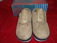 Vintage Airwalk 60'1 Mid Tan Leather/suede Mens Size 9 Bmx Sk8
