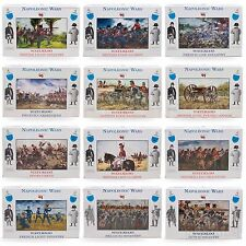 A Call To Arms Napoleonic Wars Waterloo British French Soldiers Figures 1:32