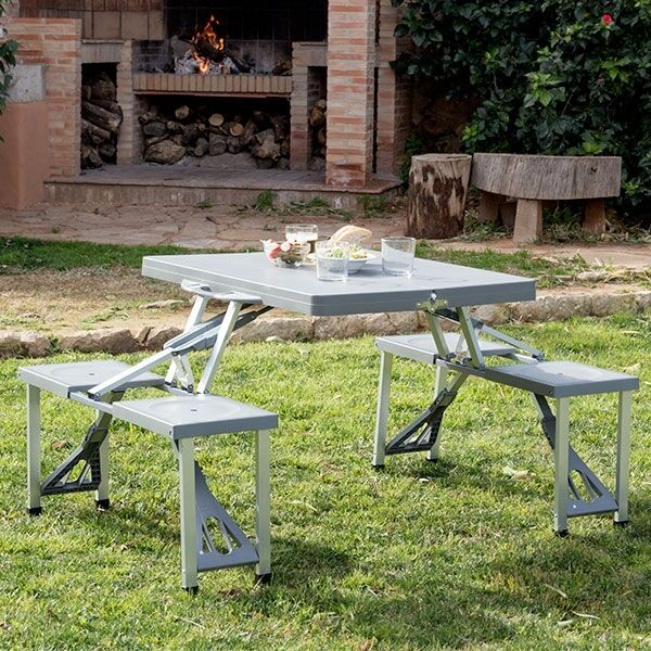 TABLE FOLDING  CAMPING PRICE CRAZY  high quality & fast shipping