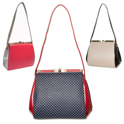 Glam Dancing Pois 1950s Days Spalla Pinup Borsa A Retrò Vintage Formale D9WIEH2