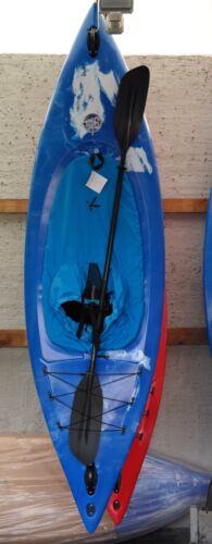 Ruder- & Paddelboote Kajak FUN Wanderkajak Kayak Angelboot Kanu Tourenkajak Paddelboot SET NEU Bootsport