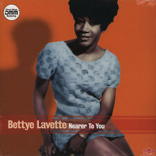 Bettye Lavette - Nearer To You (Vinyl LP - 2012 - EU - Original)