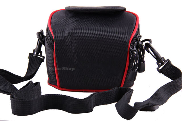 Cámara Cintura Hombro Bolsa para Canon LEGRIA HF R88 R86 R806