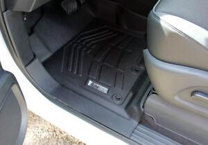 2 Piece Custom Front Floor Mats For 2016 2019 Nissan