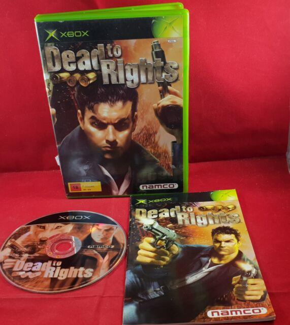 Dead To Rights (Microsoft Xbox) VGC
