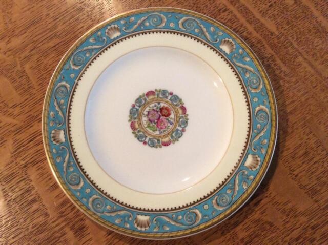 Wedgwood Turquoise Runnymede bone china 6