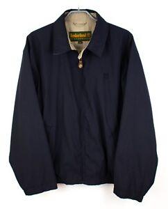 Timberland-Hombre-Chaqueta-Weathergear-Ligero-Plegable-Abrigo-TALLA-M-Fz230