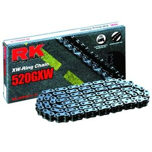 Rk X-Ring Chain Gb525Zxw/114 Open Chain With Rivet Link