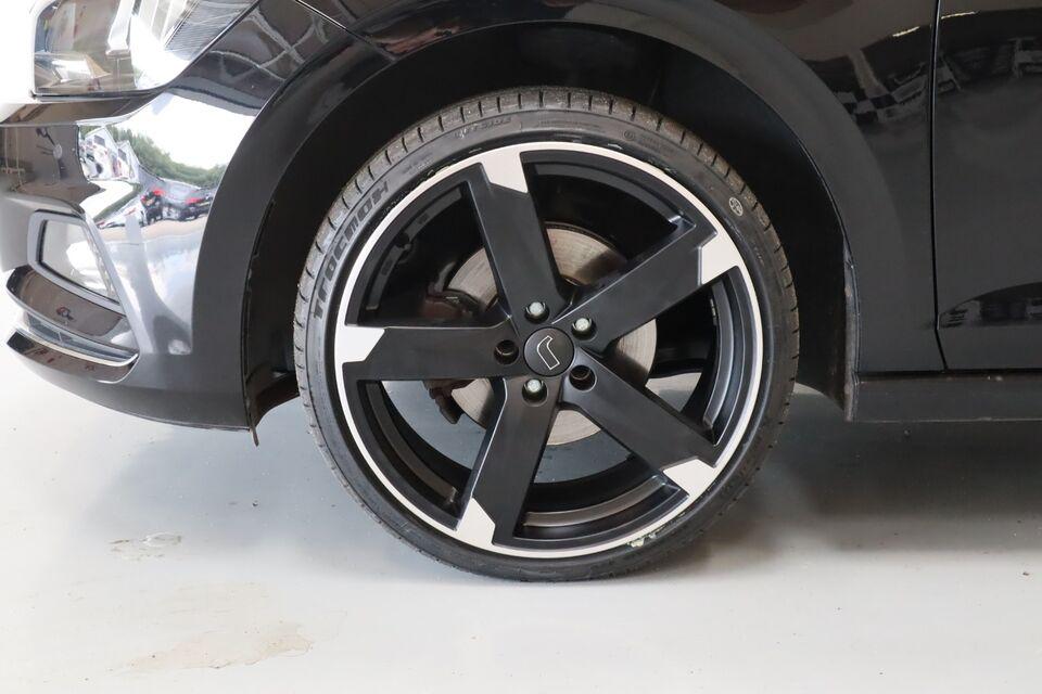 VW Polo 1,0 TSi 115 Highline DSG Benzin aut. Automatgear