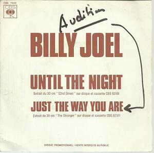 45-TOURS-2-TITRES-BILLY-JOEL-UNTIL-THE-NIGHT-DIQUE-PROMO-A4