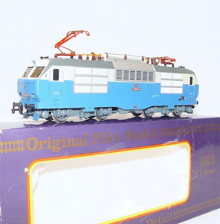 Piko HO 1 87 Checoslovaca CSD locomotora bebé