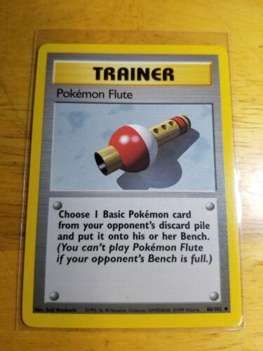 Pokemon Flute Trainer 86//102