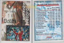 JOKER BASKET Serie A1 1994-95 - Alberto Bucci, Bologna Roster# 1 - Discreta