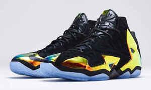 Nike Lebron 11 XI EXT QS King's Crown