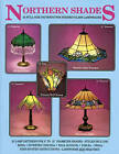 Northern Shades: 25 full-size Patterns for Stained Glass Lampshades by Brian Eagle (Paperback, 1989)