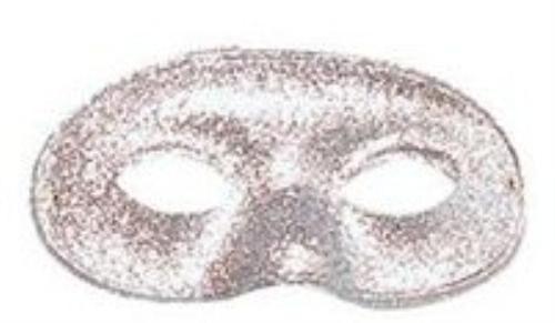 Glitter Sparkle Domino Eye Mask Masquerade Masked Ball Fancy Dress