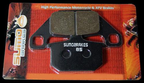1985-1989 Kawasaki Rear Brake Pads GPz 550 A ZX 550 1984-1987 GPz 600 R