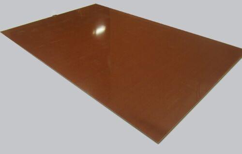 "Thick x 24/"" x 36/"" Garolite Micarta Canvas Phenolic CE Sheet .188/"" 3//16/"""