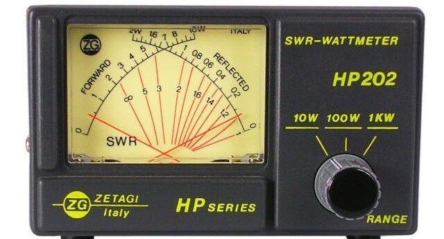 ZETAGI HP Rosmetro 3-200 WATTM/ÈTRE//500 MHz