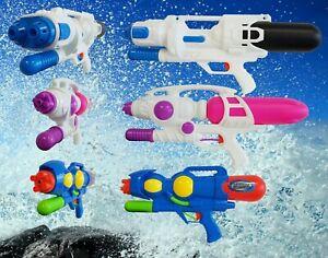38-56-cm-Wasserpistole-Wassergewehr-mit-Tank-Spritzpistole-Spielzeug-Soaker