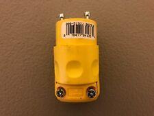Leviton 515cv Residential Grade Grounding Cord Connector Yellow