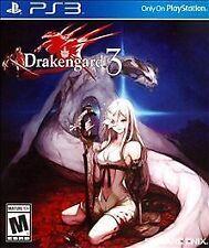 Drakengard 3 Sony PS3 PlayStation 3