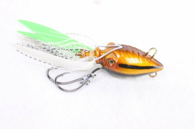 Premium Quality Rigged 100g Octopus Jig Fishing Lure