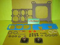 Rebuild Kit For Holley 850 Mechanical Secondary Carburetor Blue 50cc Pumps Both
