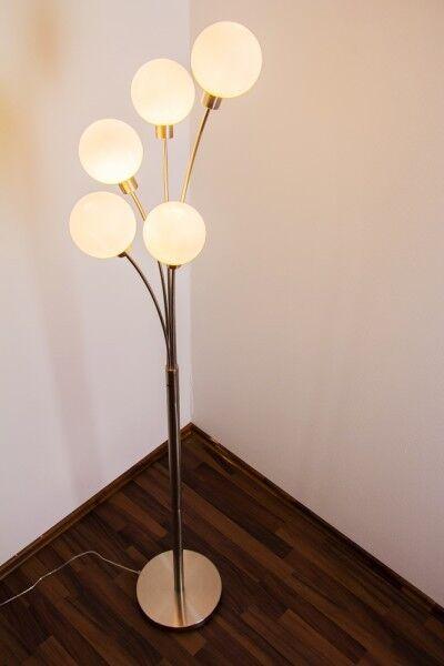 Design Lampe Leuchte  Stehleuchte Bodenleuchte Standlampe Stehlampe Bodenlampe