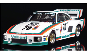 [New] Porsche 935 K2 '77 DRM Type - 1 24 BEEMAX No20 Model Kit by SKYNET