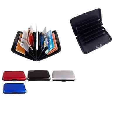 Trendmarkierung ♥ Kreditkartenetui Kreditkarten Etui Visitenkarten Geldbörse Kartenetui Case ♥ Online Rabatt