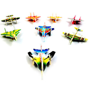 5Set-Paper-Aircraft-3D-Puzzles-Jigsaw-Model-Toys-For-Kids-DIY-Craft-jaPT