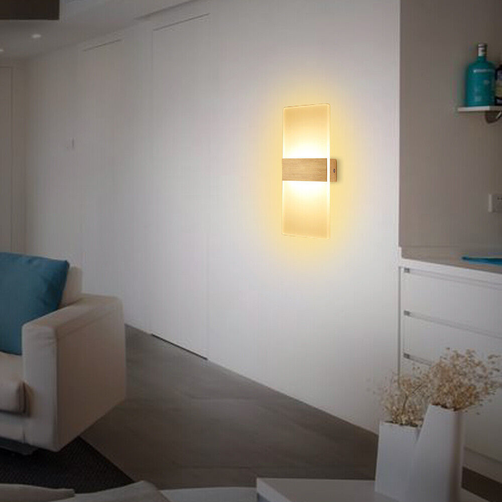 LED Wandleuchte Treppenleuchten Dechkenlampe 6W 12W Wandbeleuchtung Effektlampe