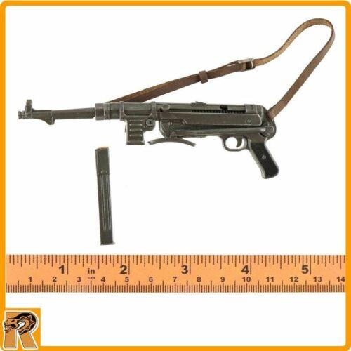 1//6 Scale Alert Line Action Figures MP40 Machine Gun Afrika Female Officer