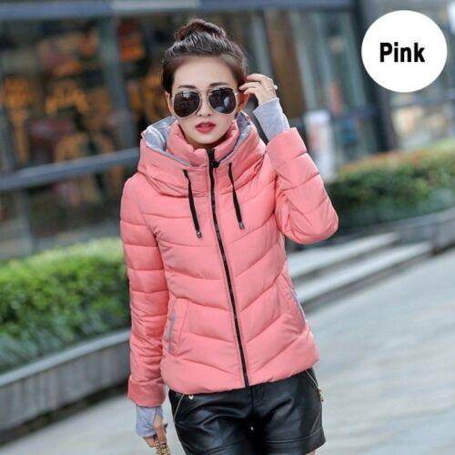 Winter Women/'s Down Jacket Warm Outwear Coat Parka Thicken Cotton-padded Fashion